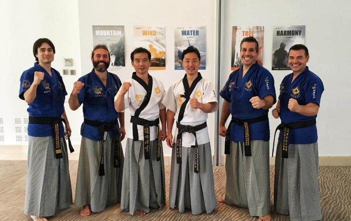 2018 European Masters & Instructors Workshop a Grècia