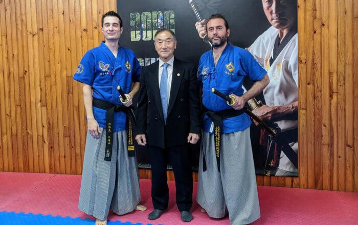 Exàmens de cinturó negre a Ourense
